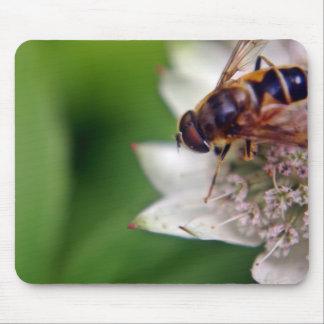 Macro Drone Flower Original Mouse Pad