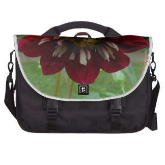 Macro Flower Commuter Bag
