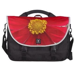 Macro Flower Laptop Computer Bag