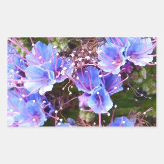 Macro Flower Stickers