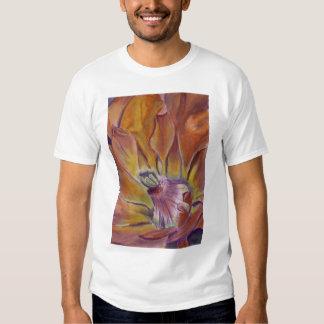 Macro flower t-shirt