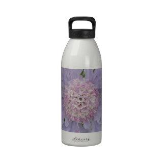 Macro Flower Drinking Bottle