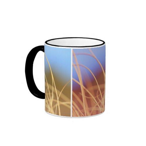 Macro Grass Trio Mug mug