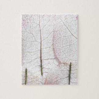 macro leaves background jigsaw puzzle