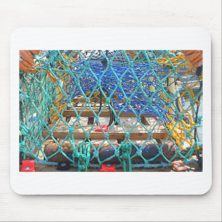 Macro Lobster pots Mouse Pad