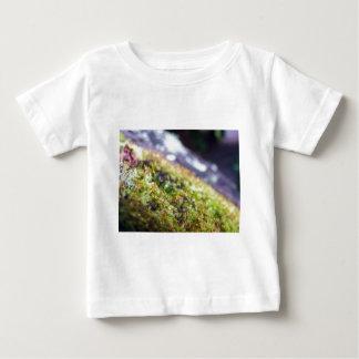 Macro Moss Baby T-Shirt