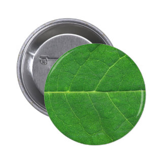 Macro Photo Leaf Pin