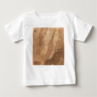 Macro photo of an iron meteorite baby T-Shirt