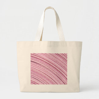 Macro rosada de la cinta bolsas