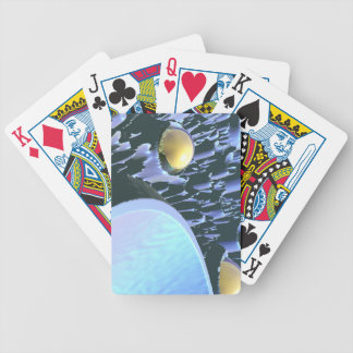 Macro Spores Bicycle Playing Cards