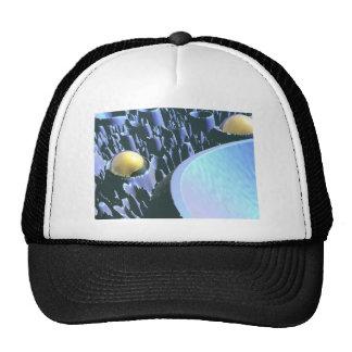 Macro Spores Trucker Hat