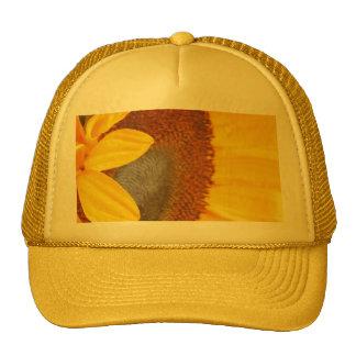 Macro Sunflower Hat