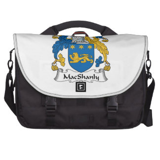 MacShanly Family Crest Bag For Laptop