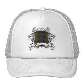 MacTaggart Tartan Shield Trucker Hat