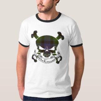 MacTaggart Tartan Skull T-Shirt