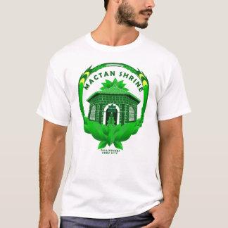 Mactan Shrine Tshirt print design