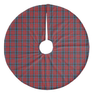 MacTavish Fleece Tree Skirt