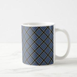 MacTavish/impresión diseñada tartán del clan de Taza De Café