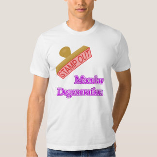 Macular Degeneration T Shirt