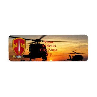 MACV military advisors vietnam nam war patch Label