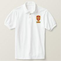MacV Vietnam Logo Embroidered Polo Shirt