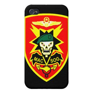 MACVSOG iPhone 4 PROTECTORES