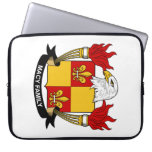 Macy Family Crest Laptop Computer Sleeves