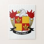Macy Family Crest Puzzles