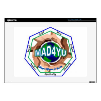 Mad4Yu Laptop Decal