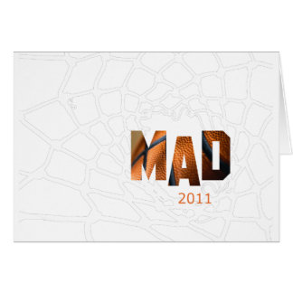 Mad 2011 - Basketball Card