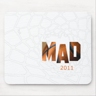 Mad 2011 - Basketball Mouse Pad