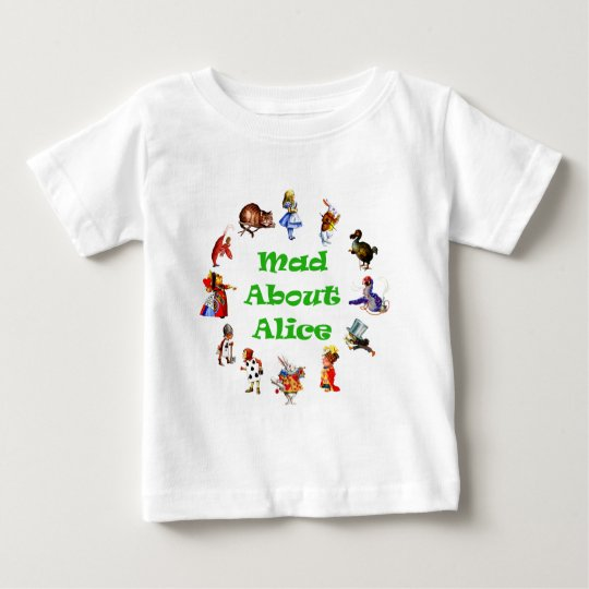 MAD ABOUT ALICE BABY T-Shirt