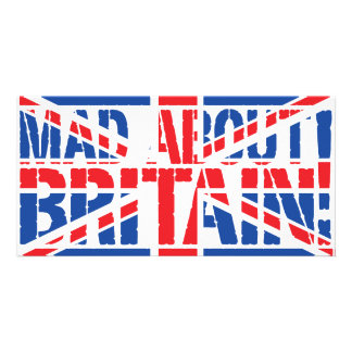 Mad About Britain Card