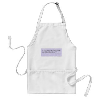 Mad About Texting Apron