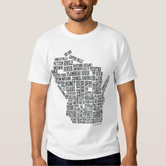 MAD ABOUT Wisconsin State Parks T Shirt