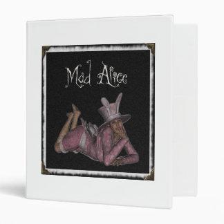 Mad Alice Snapshot 1 Vinyl Binder