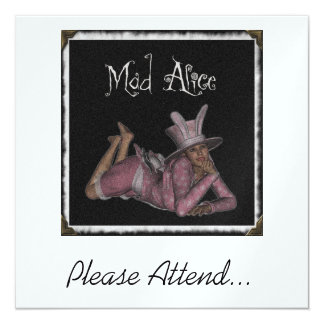 Mad Alice Snapshot 1 Card