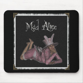 Mad Alice Snapshot 1 Mouse Pad