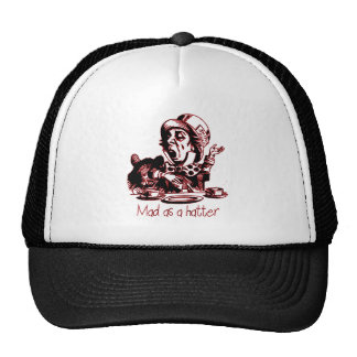 Mad As a Hatter Apparel Trucker Hat