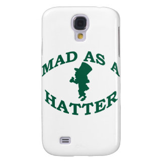 Mad as a Hatter Galaxy S4 Cover