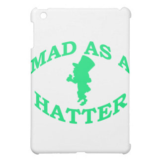 Mad As A Hatter iPad Mini Case