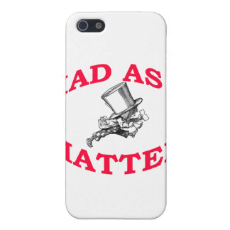 Mad As A Her Cover For iPhone SE/5/5s