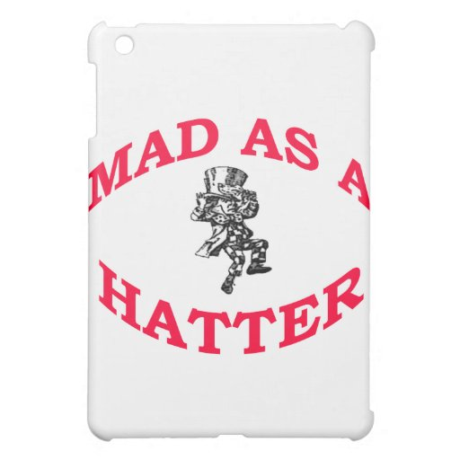Mad As A Her iPad Mini Covers