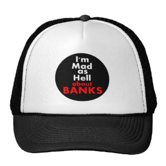 Mad as Hell Mesh Hat