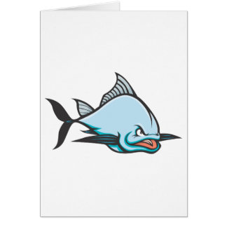 Mad Atlantic Bluefin Tuna Card