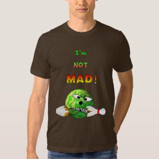 Mad Bad Bowler Tee Shirt