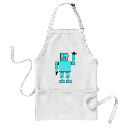 mad bad robot adult apron