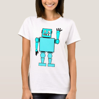 mad bad robot T-Shirt
