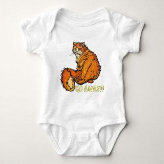 Mad Cat Baby Bodysuit