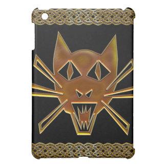 Mad Cat Copper Bling iPad Mini Cases